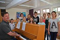 Singing Kids - Frühlingssingen und Probe (April 15)